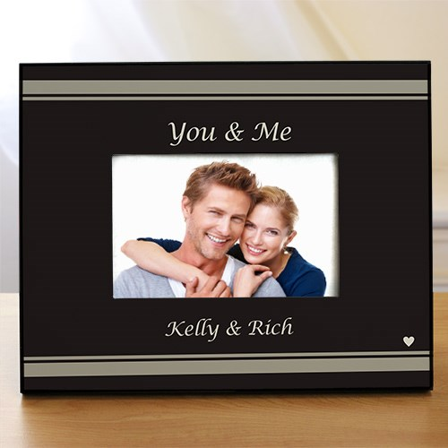 You & Me Personalized Picture Frame 437000