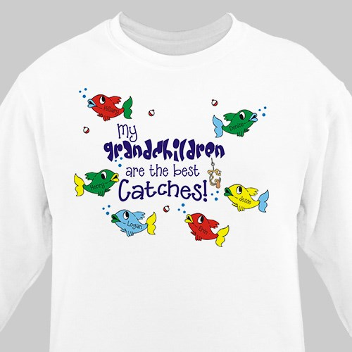 The Best Catches Sweatshirt