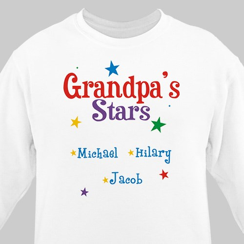 My Stars Sweatshirt