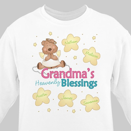 Heavenly Blessings Sweatshirt