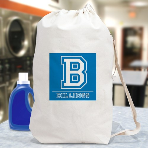 Personalized Laundry Bag 68174882