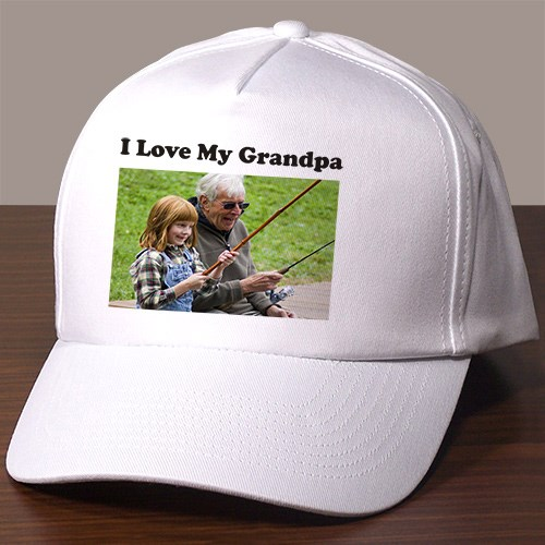 Picture Perfect Personalized Photo Hat