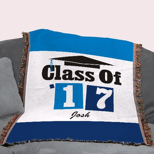 Personalized Class Of Tapestry Throw Blanket 83017015