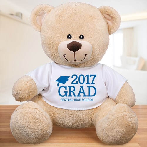 Personalized Grad Teddy Bear 83102289X