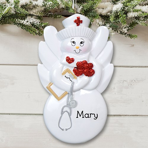 Nurse Ornament