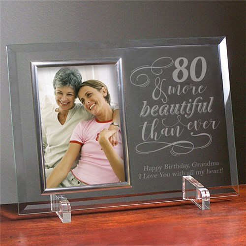 Personalized Birthday Picture Frame 85105128