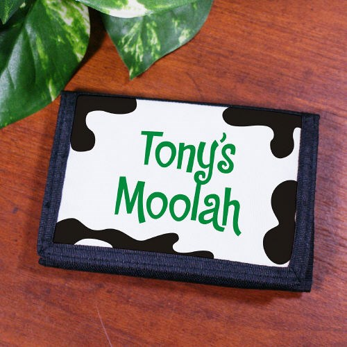 Personalized Kids Wallet
