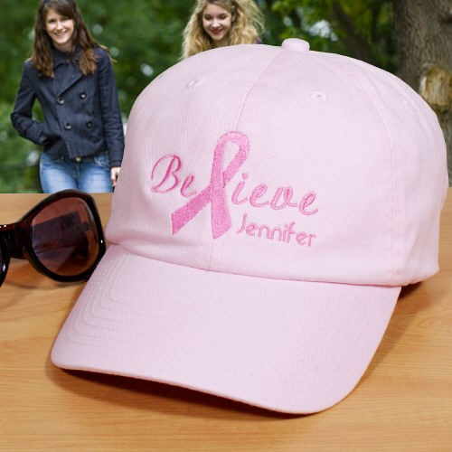 Personalized Breast Cancer Awareness Hat