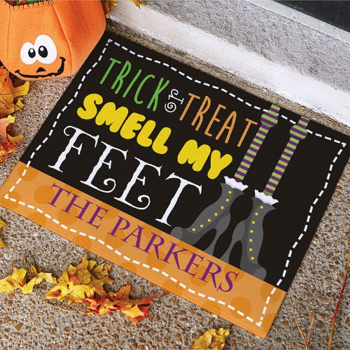 Trick or Treat Doormat 83178127X