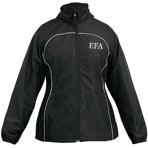Personalized Ladies Activewear Jacket E9956201X