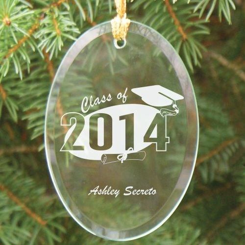 Engraved Graduation Keepsake