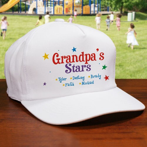 Personalized Dad Hat