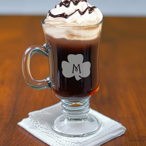 Shamrock Irish Coffee Mug L9346113