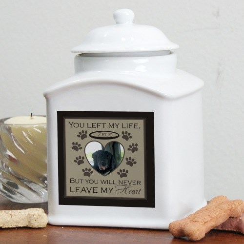 Personalized Pet Photo Ceramic Urn U730516