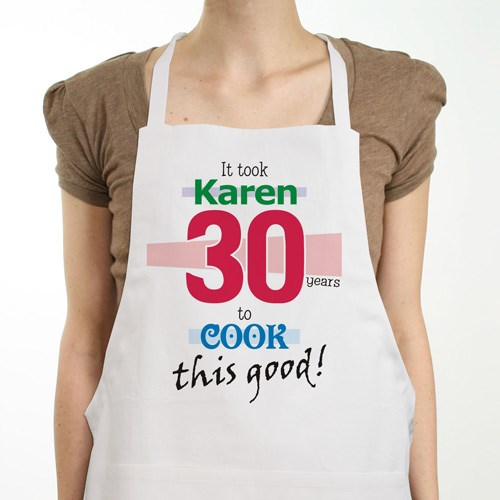 To Cook This Good Apron