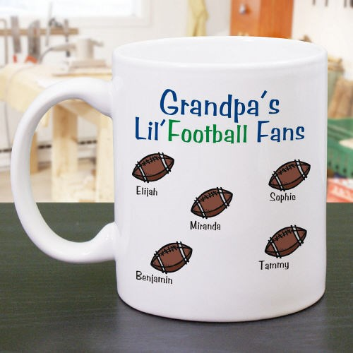 Lil Football Fans Coffee Mug