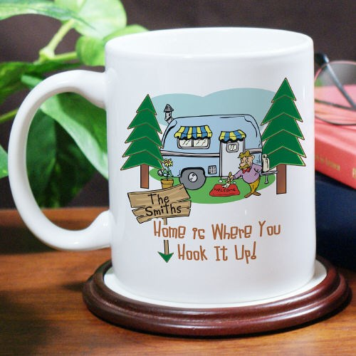 Personalized Recreation Coffee Mug