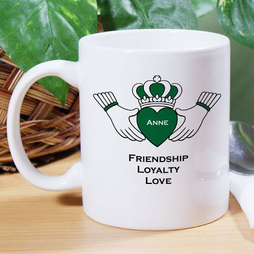 Personalized Best Friend Coffee Mugs