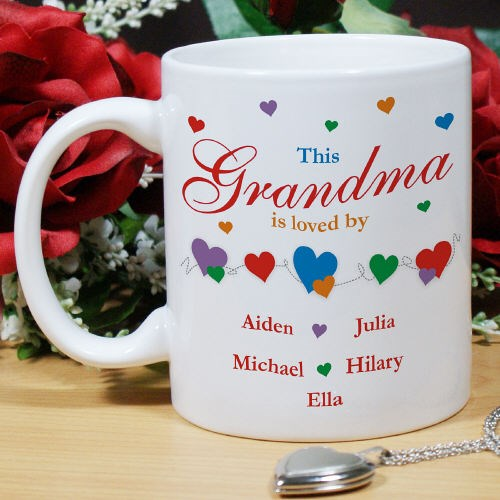 Personalized Love Coffee Mug