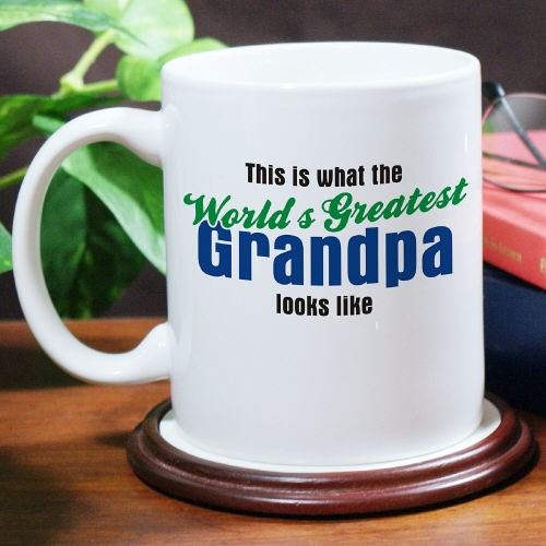 Custom Printed Worlds Greatest Coffee Mug