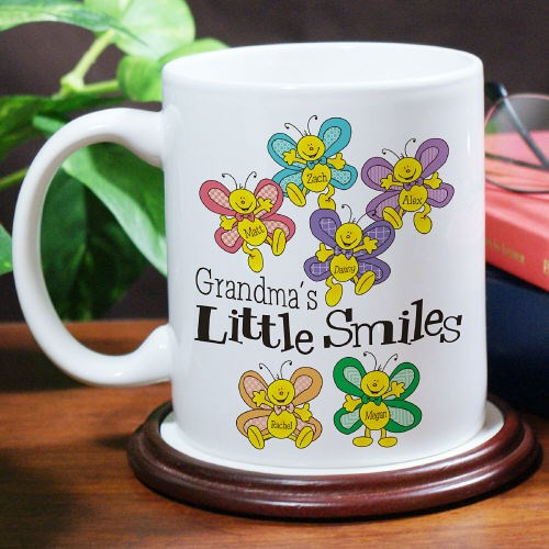 Custom Printed Mothers Day Coffee Mug