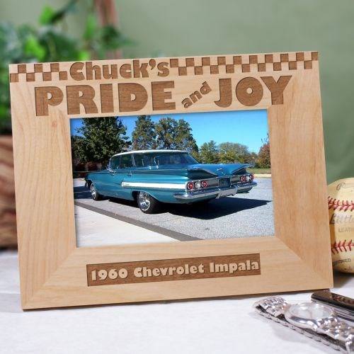 Pride and Joy Car Picture Frame