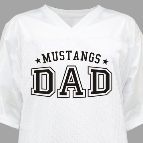 Personalized Sports Dad Jersey | Dad Shirts